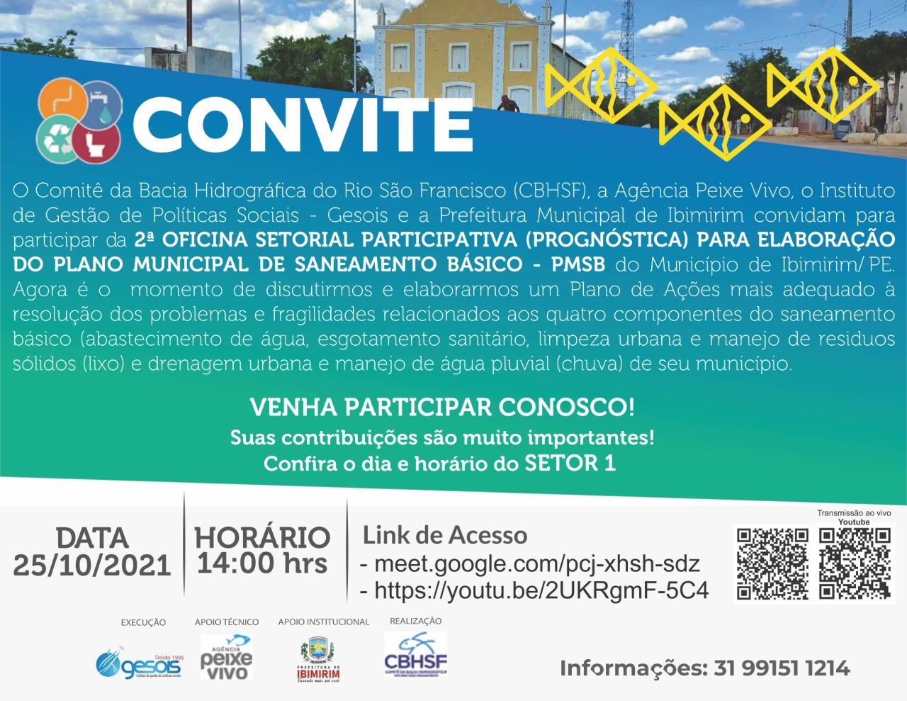 SETOR 1- *Norte*Sede (Agrovila 1 é bairro da sede), Campos, Poço do Boi, Jeritacó.